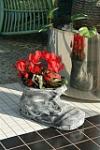 Kvetináč topánka